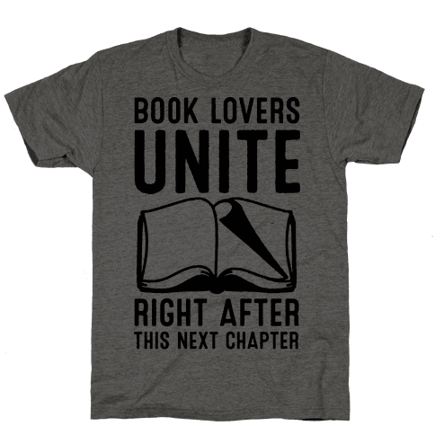 Book Lovers Unite Right After This Next Chapter