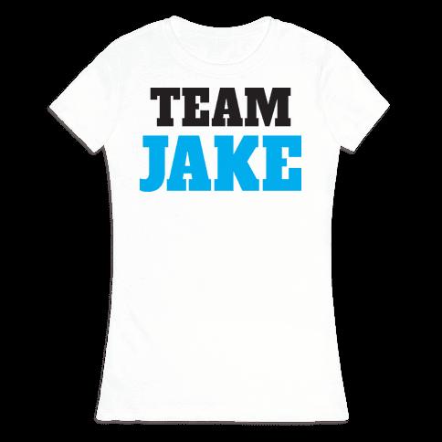 Team Jake (Tank) Womens T-Shirt