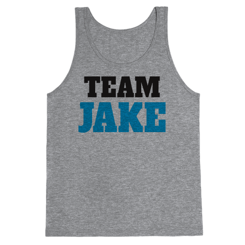 Team Jake (Tank) Tank Top