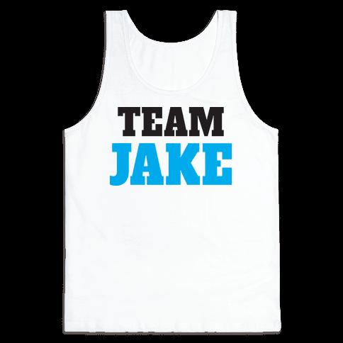 Team Jake (Tank) Tank Top