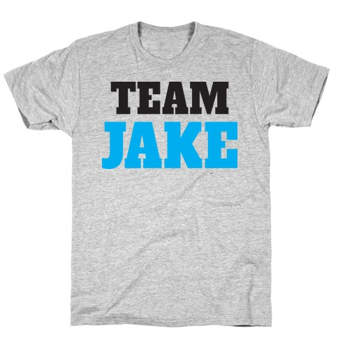 Team Jake (Tank) T-Shirt