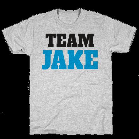 Team Jake (Tank) Mens T-Shirt