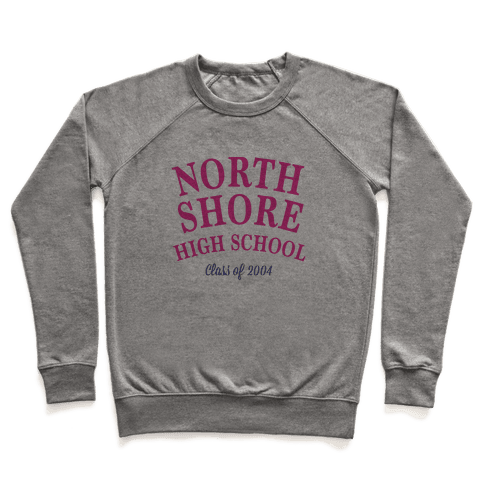 North Shore Class of 2004 Pullover