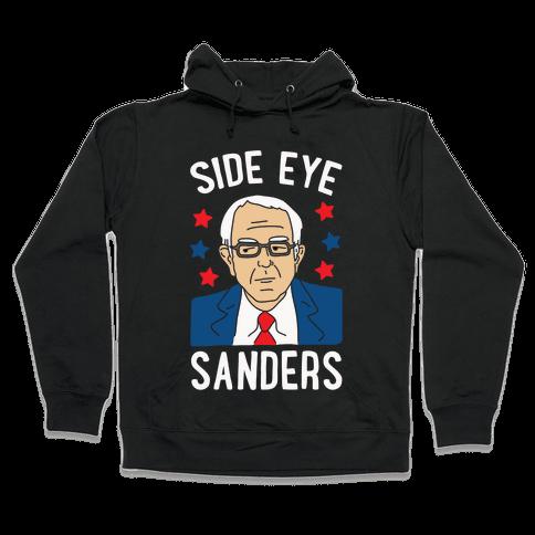 Side Eye Sanders Hooded Sweatshirt