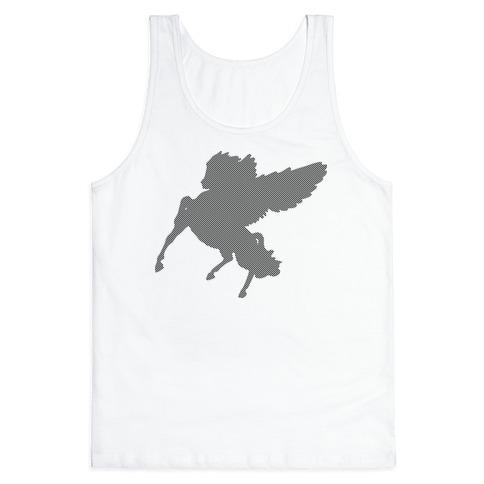 Greek Pegasus Tank Top
