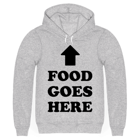Food Goes Here