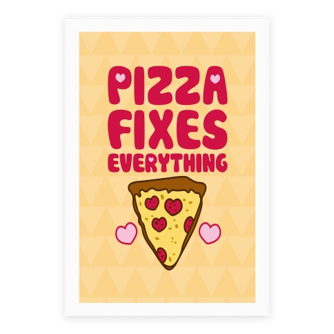 Pizza Fixes Everything