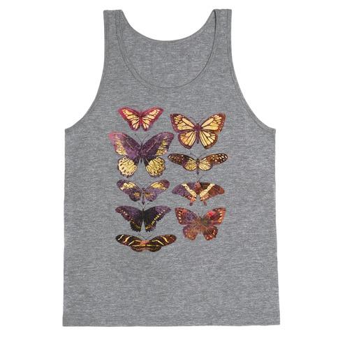 Butterfly Species Tank Top