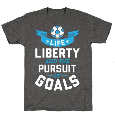 The Pursuit Of Goals T-Shirt