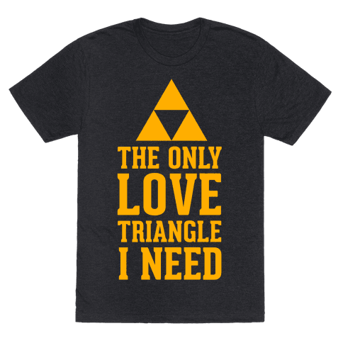 The Only Love Triangle I Need