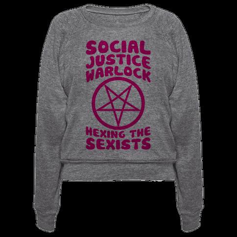 Social Justice Warlock
