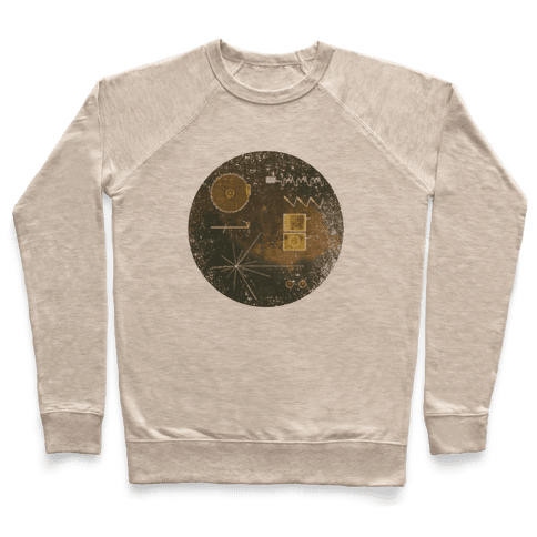 Sounds Of Earth Pullover