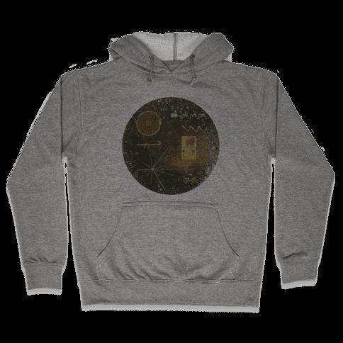 Sounds Of Earth Hooded Sweatshirt