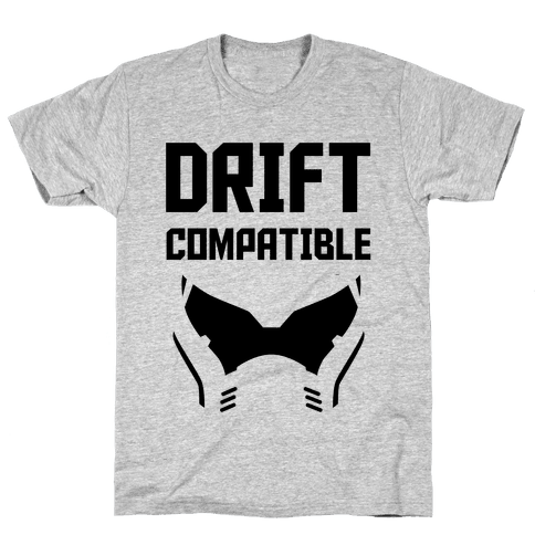 Drift Compatible Mens T-Shirt