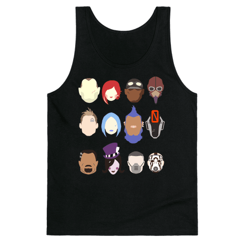 Pandora Citizens Tank Top