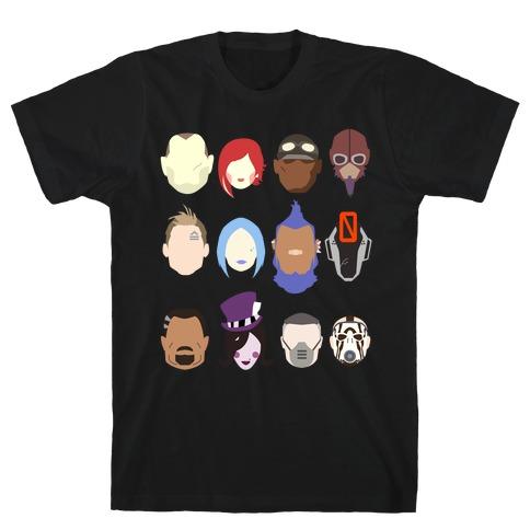 Pandora Citizens T-Shirt