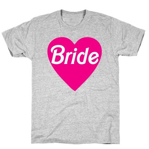 Bride Heart T-Shirt