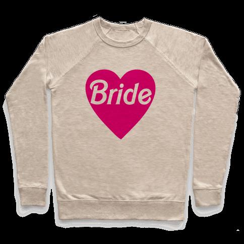 Bride Heart Pullover