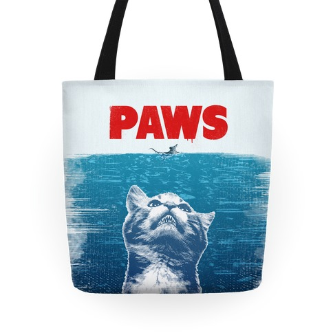 PAWS Tote