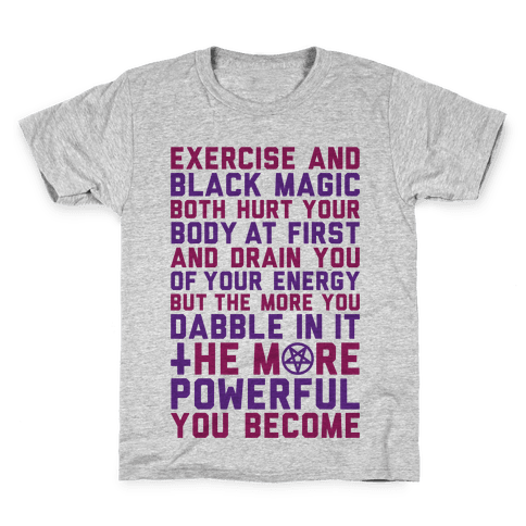 Black Magic Kids T-Shirt