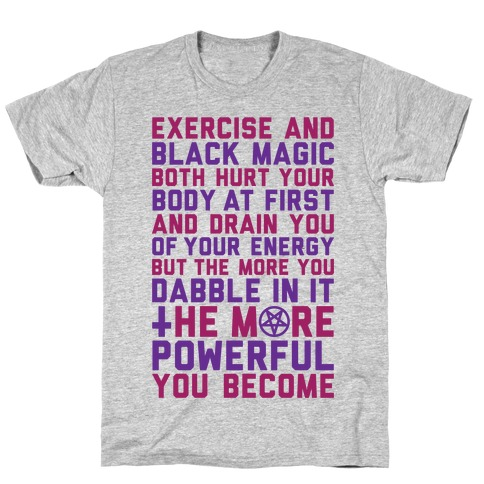 Black Magic Mens T-Shirt