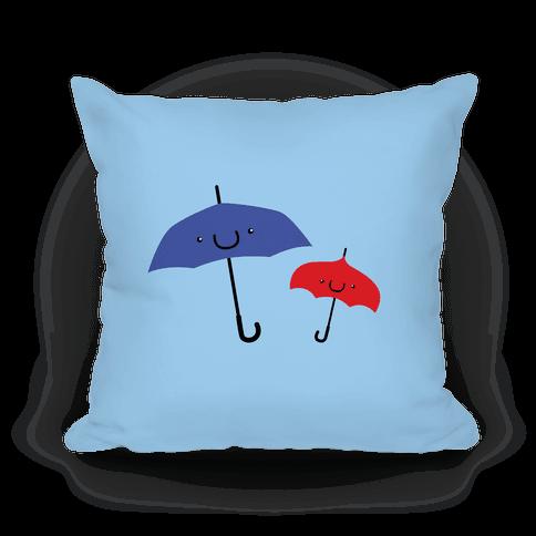 Cute Umbrella Couple