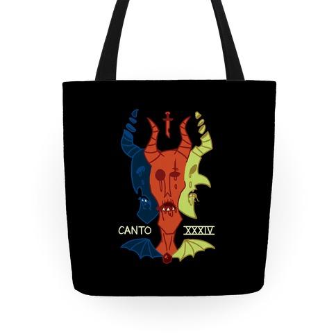 Dante's Lucifer Tote