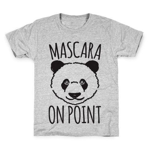 Mascara Skills On Point Kids T-Shirt