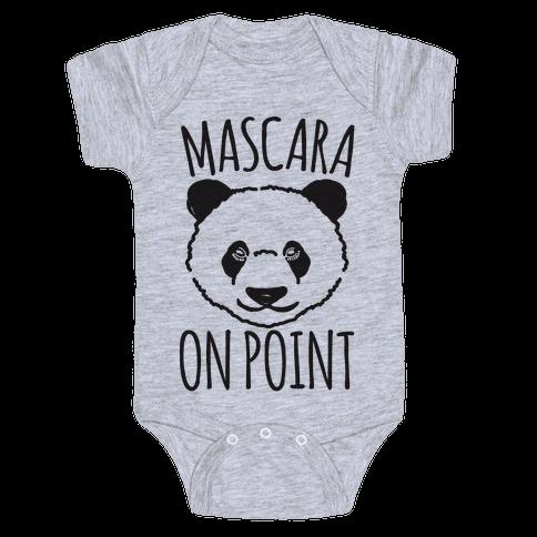 Mascara Skills On Point Baby Onesy