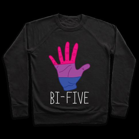 Bi-Five Pullover