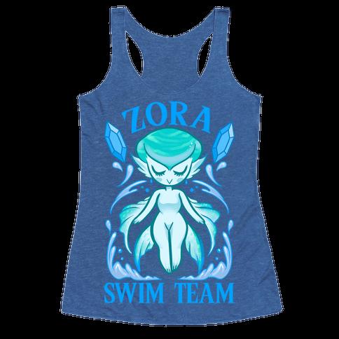 Zora Swim Team Parody