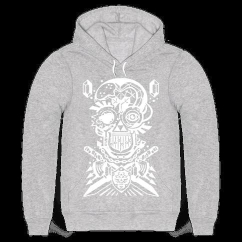 Legend Of Zelda skull
