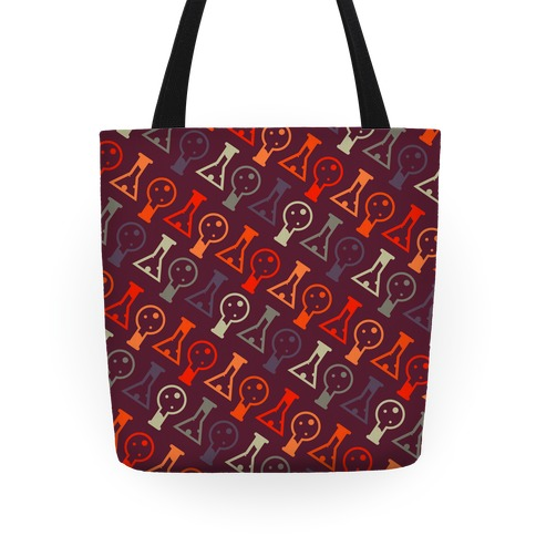 Flask Pattern Tote