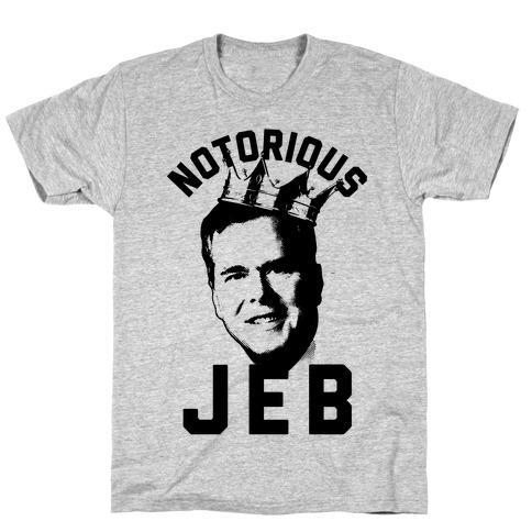 Notorious JEB T-Shirt