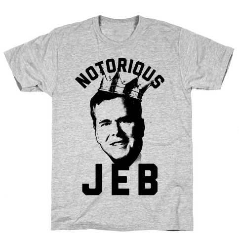 Notorious JEB Mens T-Shirt