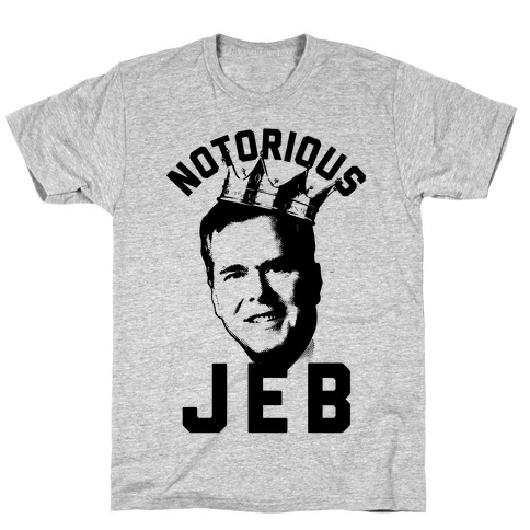 Notorious JEB Mens T-Shirt