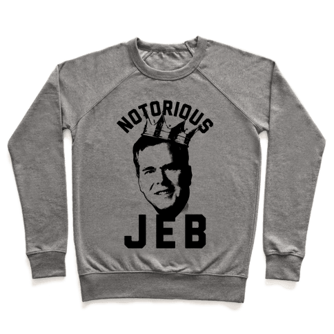 Notorious JEB Pullover