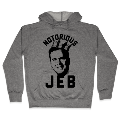 Notorious JEB Hooded Sweatshirt
