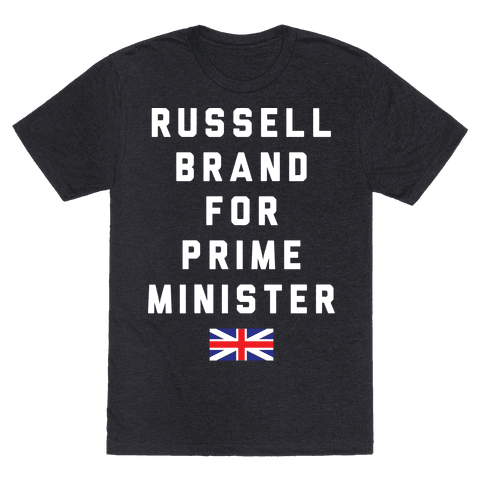 Russell Brand For Prime Minister