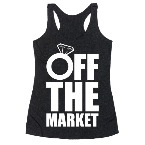 Off The Market Racerback Tank Top
