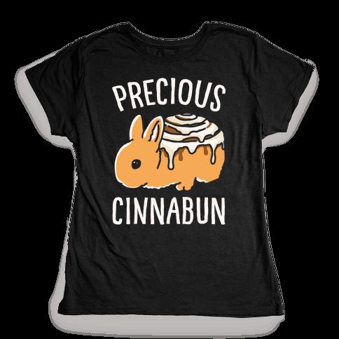 Precious Cinnabun Womens T-Shirt