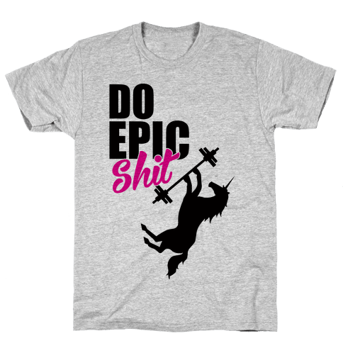 Epic Workout Mens T-Shirt