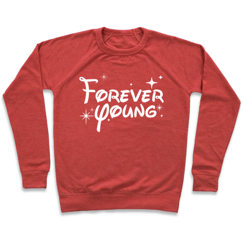 Forever Young Pullover