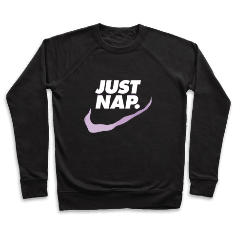 Just Nap Pullover