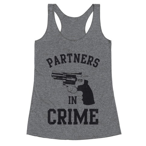 Partners in Crime Vintage (Right)