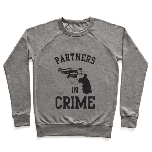 Partners in Crime Vintage (Right) Pullover