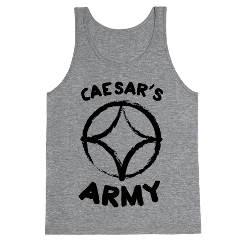 Caesar's Army Tank Top