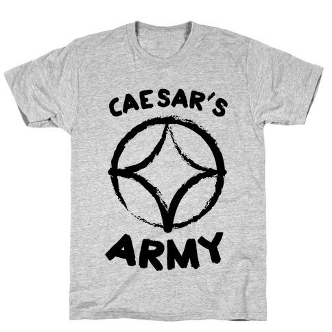 Caesar's Army T-Shirt