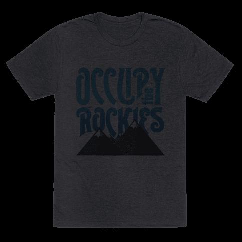 Occupy the Rockies Twilight