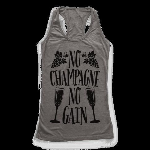 No Champagne No Gain